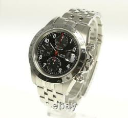 TUDOR Prince Date Chrono Time Tiger 79280 cal. 7750 Automatic Men's Watch 538952