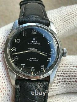 TUDOR WATCH 7965 OYSTER PRINCE AUTOMATIC CAL. 2461 MENS 34mm SERVICED
