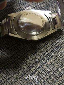 TUDOR WATCH OYSTER PERPETUAL DAY DATE ROTOR 9450/0 AUTOMATIC CASE 38mm