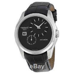 Tissot Couturier Automatic Black Dial Men's Watch T0354281605100