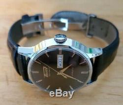 Tissot Heritage Visodate Automatic Black Dial Mens Watch T019430 B