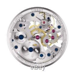 Tissot T-Complication Squelette Automatic Men's Swiss Watch T0704051641100