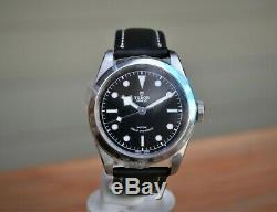 Tudor Black Bay 41 79540 Automatic 41mm Mint Condition With Two Bands