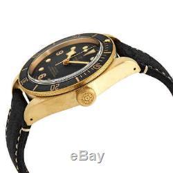 Tudor Black Bay Bronze Automatic Men's Watch M79250BA-0001