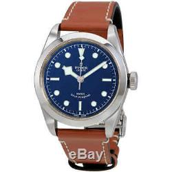 Tudor Heritage Black Bay Automatic 41 mm Blue Dial Men's Watch M79540-0005