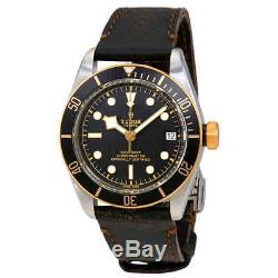 Tudor Heritage Black Bay Automatic Black Dial Men's Watch M79733N-0001