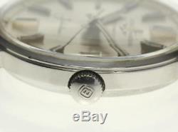 ULYSSE NARDIN Jubilee Date Automatic Leather belt Men's Watch 457069