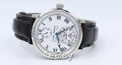 Ulysse Nardin Marine Chronometer Automatic Men's 1846 Steel 38mm 263-22