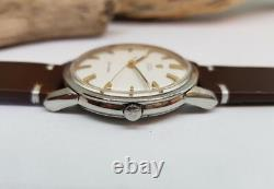 Vintage 1962 Omega Seamaster Cream Dial Automatic Cal552 Man's Watch