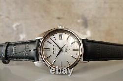 Vintage 1970's JAPAN KING SEIKO 5625-7000 Hi-Beat Automatic Tracking from japan