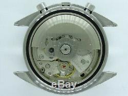 Vintage 1971 JAPAN SEIKO CHRONOGRAPH 7018-7000 23Jewels Automatic