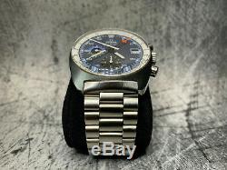 Vintage OMEGA SEAMASTER Automatic Chronograph Ref. 176.007 cal. 1040 Men's Watch