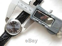 Vintage OMEGA SEAMASTER COSMIC Date Automatic Watch - Jeffersonia Dial RARE