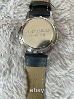 Vintage Omega Automatic Bumper Watch Not Working