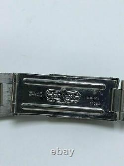 Vintage Rolex Explorer II 1655 Steve McQueen Orange GMT Hand Service Paper 1983