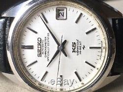 Vintage SEIKO Automatic Watch/ KING SEIKO KS Special Chronometer 5245-6000 1971