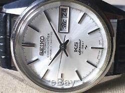 Vintage SEIKO Automatic Watch/ KING SEIKO KS Special Chronometer 5246-6010 SS