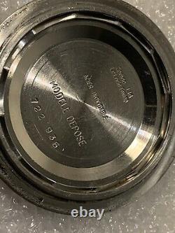 Vintage Zodiac Super SeaWolf Automatic 75 ATM 43.5mm Mens Diver Watch 722.936
