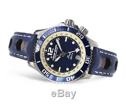 Vostok Amphibia Reef 080480 Russian Mens Automatic Diver 200m WR Wristwatch New