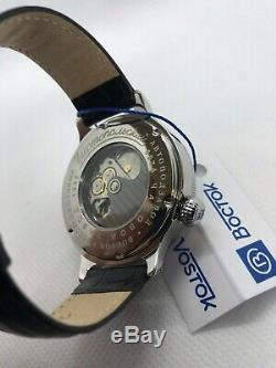 Vostok Retro 550930 Watch Russian Classic Mechanical Automatic NEW