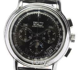 ZENITH Chronomaster El Primero 02.0240.410 Chronograph Triple calendar At 532720