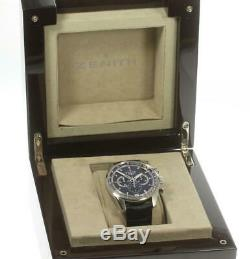 ZENITH El Primero 36000VPH Chronograph 03.2040.400 Automatic Men's 486862