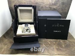 Zenith El Primero Silver Dial Automatic Men's Watch 03.2040.400/69. C494