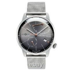 Zeppelin Men's Flatline Automatic Watch 7366M-2 NEW