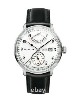 Zeppelin Men's LZ129 Hindenburg Automatic Watch 7060-1 NEW