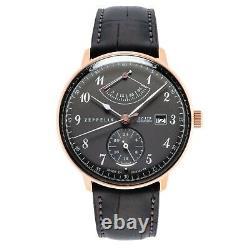 Zeppelin Men's Series LZ129 Hindenburg Automatic Watch 7064-2 NEW